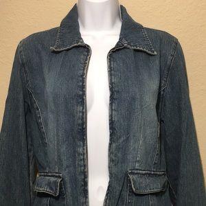 M.D.L. New York Jackets & Coats - M.D.L. New York Denim Jacket